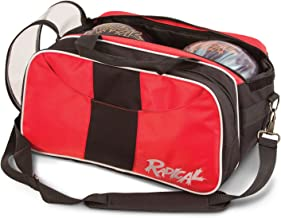 Radical Double Tote Bowling Bag - Black/Red