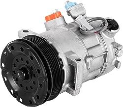 Mophorn CO 30011C (RL111610AB) Universal Air Conditioner AC Compressor for 09-14 Caliber Compass Patriot L4 A/C Compressor 157388 158388 4471500751
