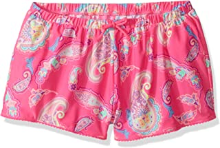 The Children's Place Girls' Pom Pom Short