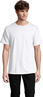Hanes Men's ComfortSoft Short Sleeve T-Shirt (12 Pack)