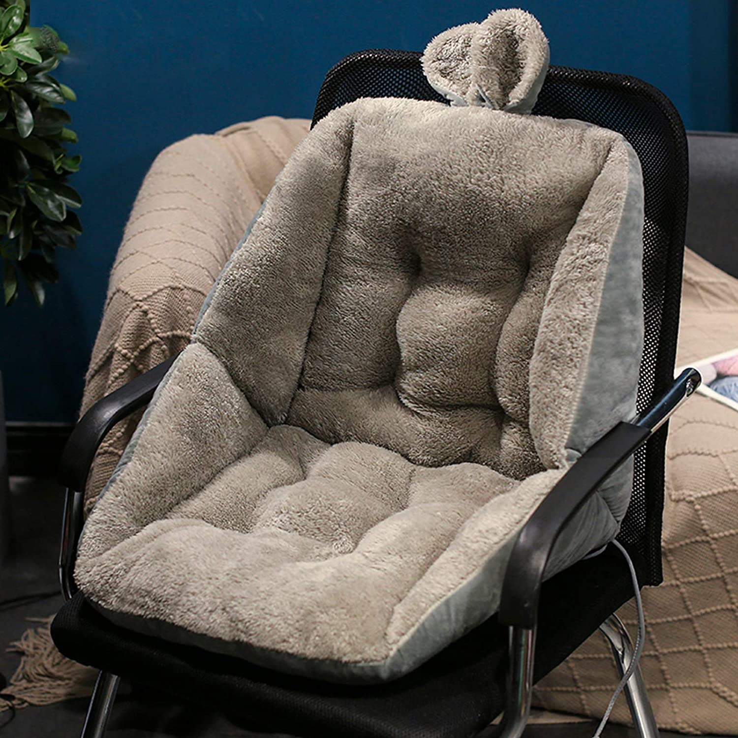 Thickened Rocker Cushion Car High-Back Indoor Popular brand in the Columbus Mall world