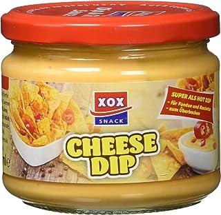 XOX Cheese Dip 290ml, 4er Pack 4 x 290 g