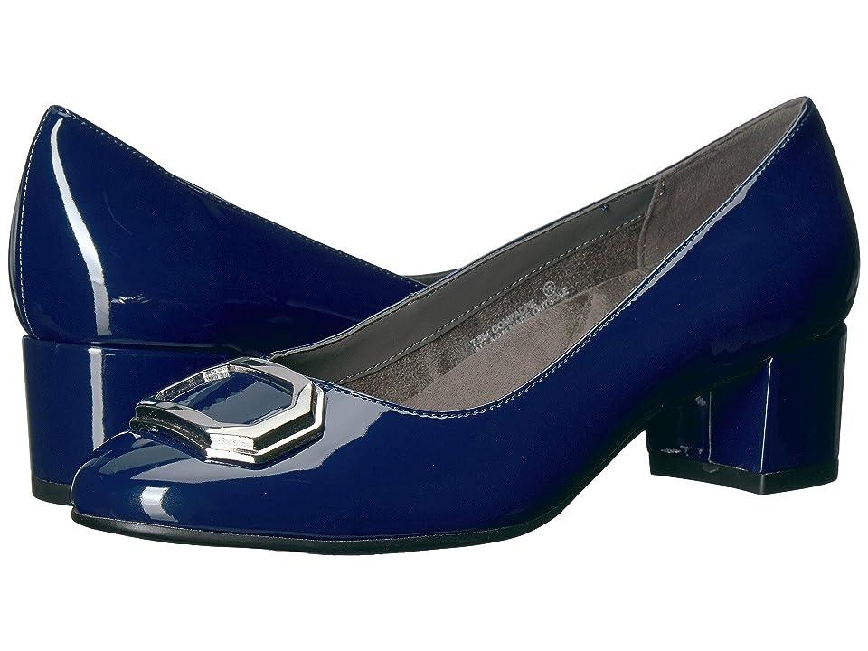 Aerosoles Compadre (Blue Patent) Women