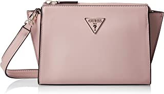 Guess Womens Cross-Body Handbag, Rosewood - UE766469