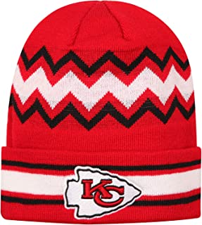 MT-Sports Fans Knit Beanie Caps Hat Football Team Embroidery Logo Winter Fashion Warm Wool Cap Hat Great Gift for Mens Womens