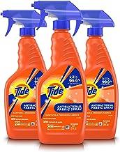 Tide Antibacterial Fabric Spray, 22 Fl Oz Each, Pack of 3