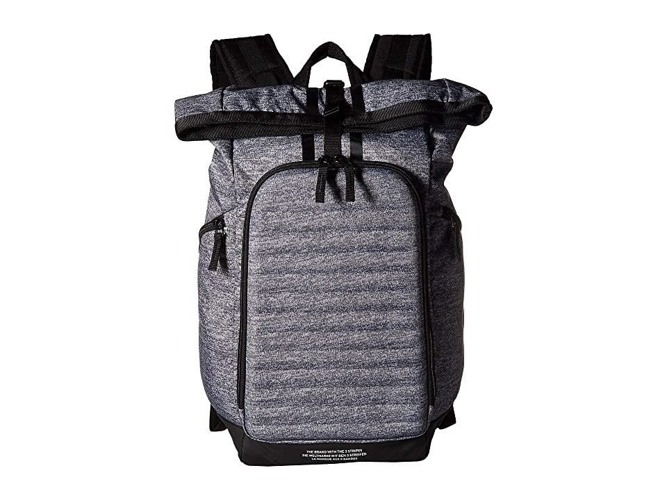 adidas Axis Backpack (Onix Jersey/Black) Backpack Bags