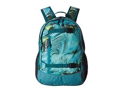 Burton Kids Youth Day Hiker [20L] (Satellite Print) Backpack Bags