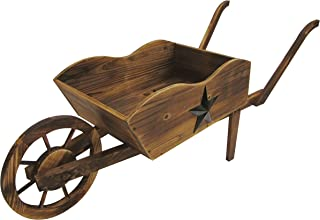 Leigh Country TX 93959 Wheel Barrow Planter