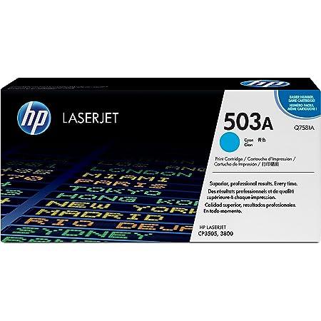 Hp Color Laserjet 3505/3800 Cyan Crtg