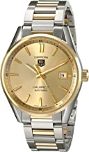 TAG Heuer Men's WAR215A.BD0783 Carrera Two-Tone Watch