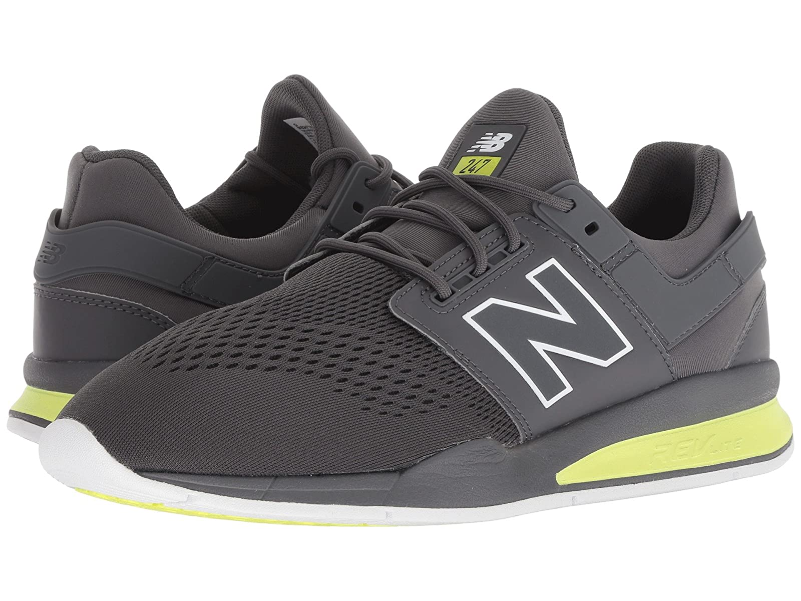 New Balance Classics MS247v2Atmospheric grades have affordable shoes