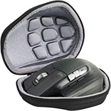co2crea Hard Travel Case Replacment for Logitech MX Master / Master 2S Advanced Wireless Mouse (Black Case)