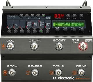 tc electronic フロア型 統合 エフェクト ソリューション NOVA SYSTEN