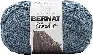 Bernat Blanket Yarn, 10.5 oz, Stormy Green, 1 Ball