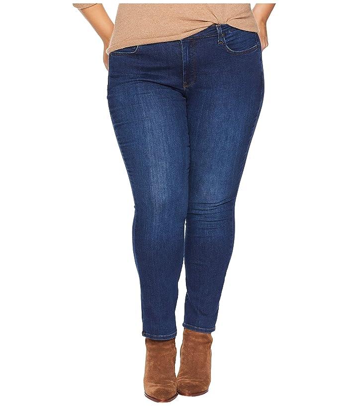 NYDJ Plus Size Plus Size Sheri Slim in Cooper (Cooper) Women's Jeans