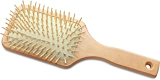 Mars Professional Mane and Tail Wood Pin Brush for Horses, Wooden Pins, Wooden Handle, Made in Germany