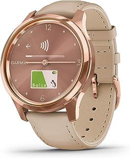 GARMIN(ガーミン) 腕時計 スマートウォッチ vivomove Luxe 活動量計 防水 【日本正規品】ユニセックス