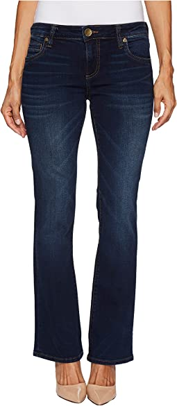 Petite Natalie High-Rise Bootcut in Closeness/Euro. KUT from the Kloth