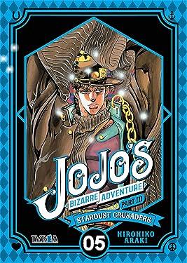 Jojo' s Bizarre Adventure Parte 3: Stardust Crusades 5 (Spanish Edition)
