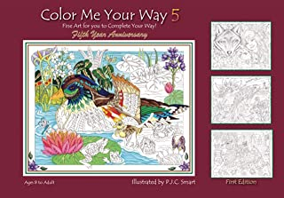 Color Me Your Way 5