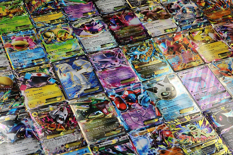 Pokemon TCG Card Mega Lot