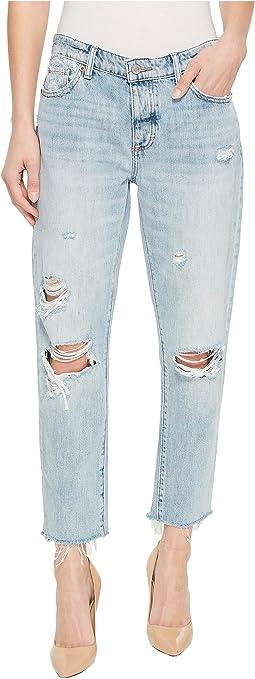Lucky Brand Sienna Boyfriend Jeans in Thatcher