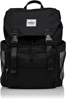 Denali Collective - Discoverer Diaper Bag Backpack Water and Stain Resistant Unisex Baby Bag for Outdoors/Travel, Waterproof Front Pocket