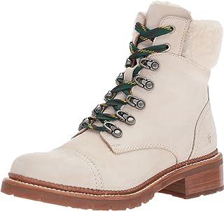 حذاء قتال نسائي من FRYE بتصميم Samantha Hiker