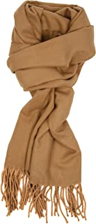 Cashmere Feel Winter Solid Color Scarf
