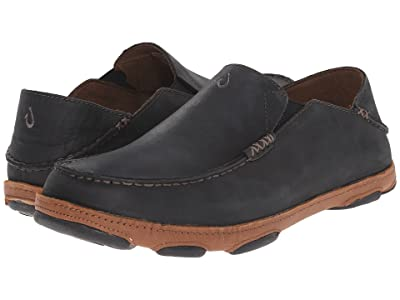 OluKai Moloa (Black) Men