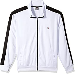 8b0eb6765f1 Amazon.com  Whites - Track   Active Jackets   Active  Clothing ...