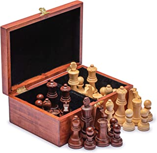 Best ultimate wooden magnetic travel chess set Reviews