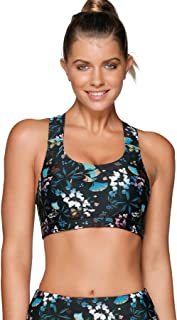 Lorna Jane Womens Wild Botanical Sports Bra