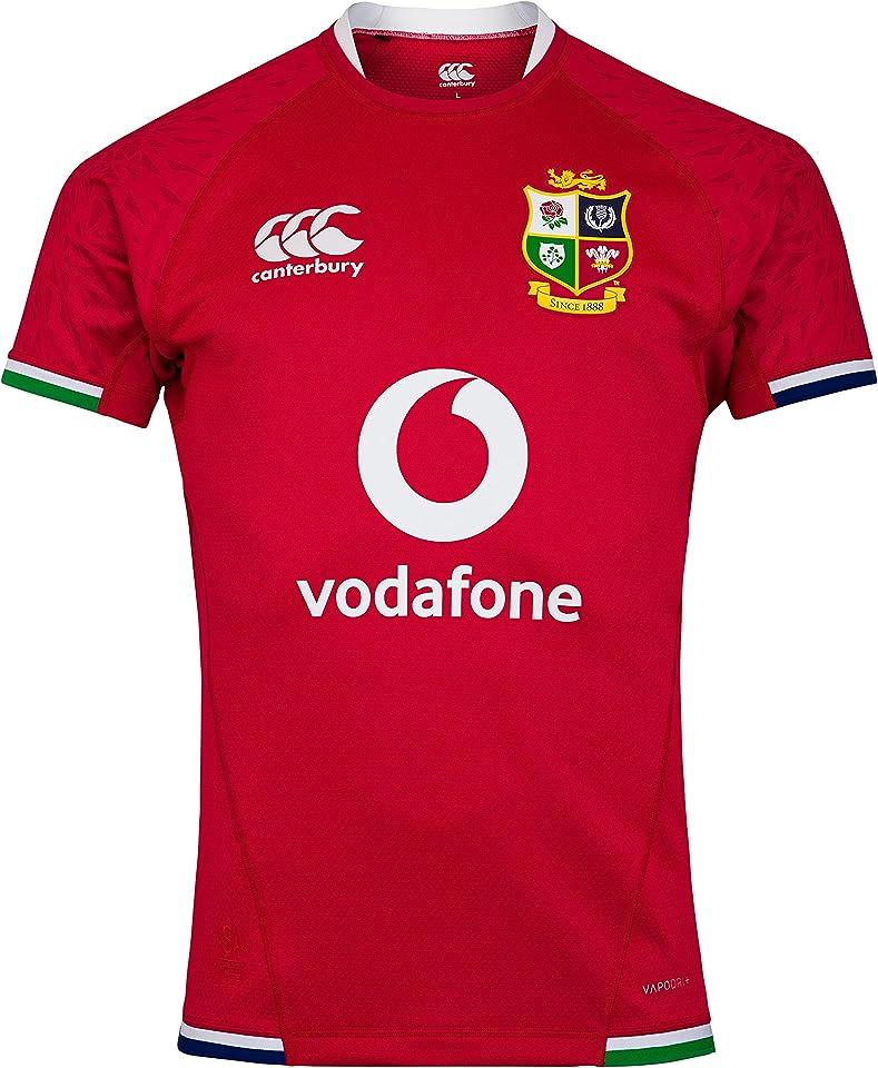 Men's British and Irish Lions Rugby Test Jersey