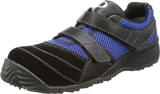 [ミドリ安全] 安全作業靴 JSAA認定 屋根上作業向け マジックタイプ プロスニーカー トビ TS115N