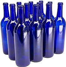 Best blue wine bottle brand Reviews