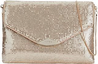 Parfois Mini Mesh Crossbody Bag for Women