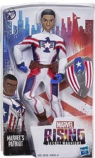 Marvel Secret Warriors Patriot