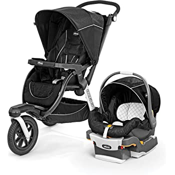 Chicco Activ3 Jogging Travel System - Crux
