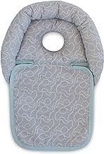 Boppy Noggin Nest Head Support, Gray Elephants, Head Support for Infants
