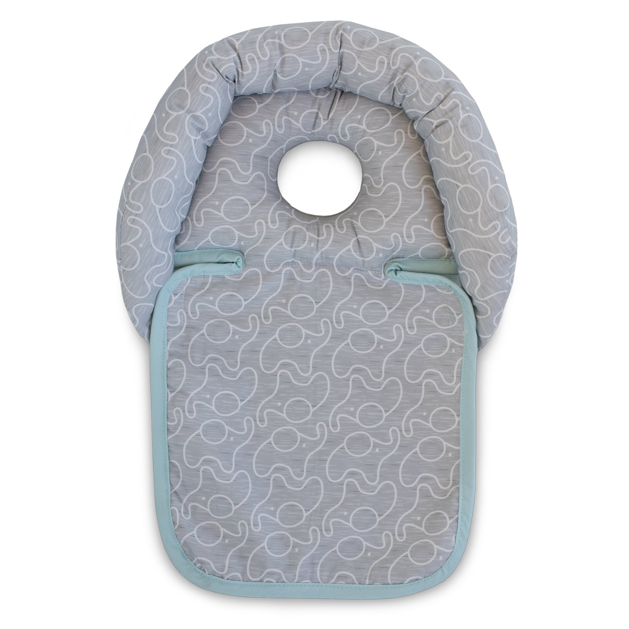 Boppy Noggin Support Elephants Infants