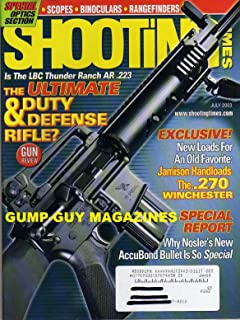 Shooting Times July 1993 Magazine IS THE LBC THUNDER RANCH AR .223 THE ULTIMATE DUTY & DEFENSE RIFLE?