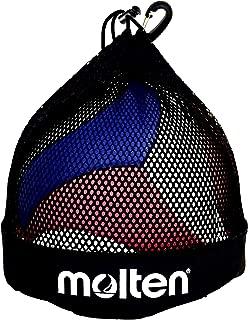 Molten Single Volleyball/Soccer Ball Bag, Black