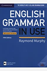 English Grammar in Use Book with Answers and Interactive eBook: A Self-study Reference and Practice Book for Intermediate Learners of English Paperback