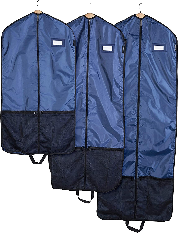 Covermates Philadelphia Mall Keepsakes Deluxe Garment Bag Super sale - Premium Set Polyester