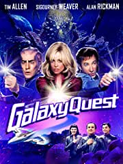GALAXY QUEST celebrates its 20th Anniversary with a limited edition Blu-ray Steelbook arriving Sept. 17 from Paramount