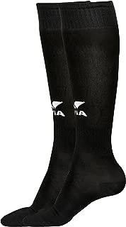 Nivia 728MBW Encounter Blend Stockings, Medium (Black)