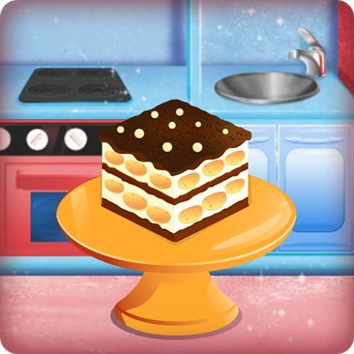 Cooking Chocolate Tiramisu