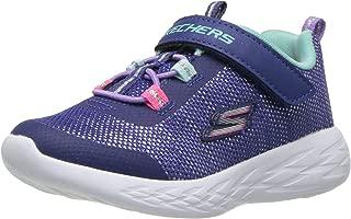Skechers 女童 Go Run 600-sparkle Runner 运动鞋